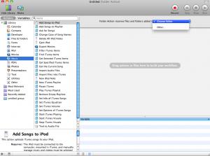 Folder Drop Down