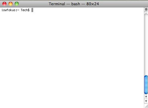 Bash Prompt